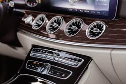 Mercedes-Benz E-Serisi Coupé