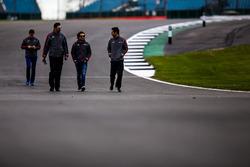 Trackwalk: #31 Vaillante Rebellion Racing, Oreca 07 Gibson: Julien Canal, Bruno Senna, Nicolas Prost