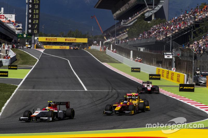 Roberto Merhi, Campos Racing, Gustav Malja, Racing Engineering