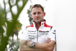 #1 Porsche Team Porsche 919 Hybrid: Nick Tandy
