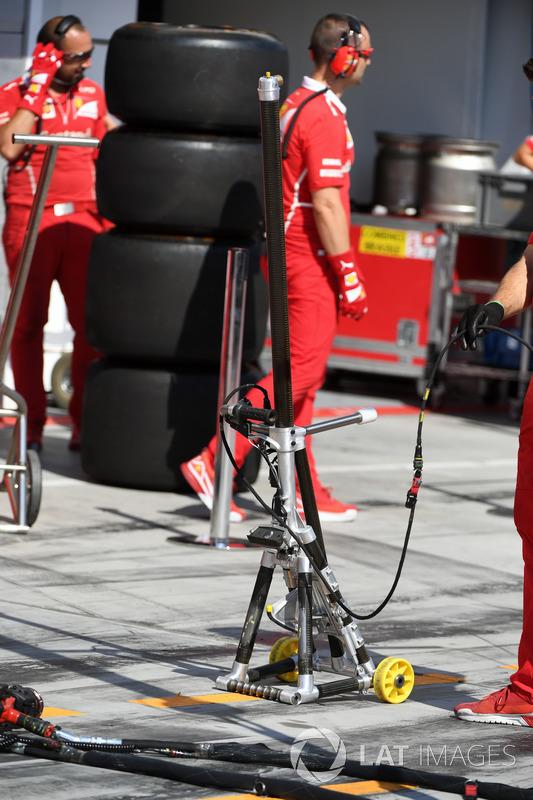 Домкрат Ferrari