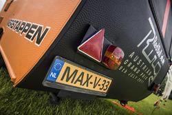 Il Caravan di Max Verstappen