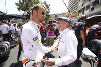 Jenson Button, McLaren, Sir Jackie Stewart