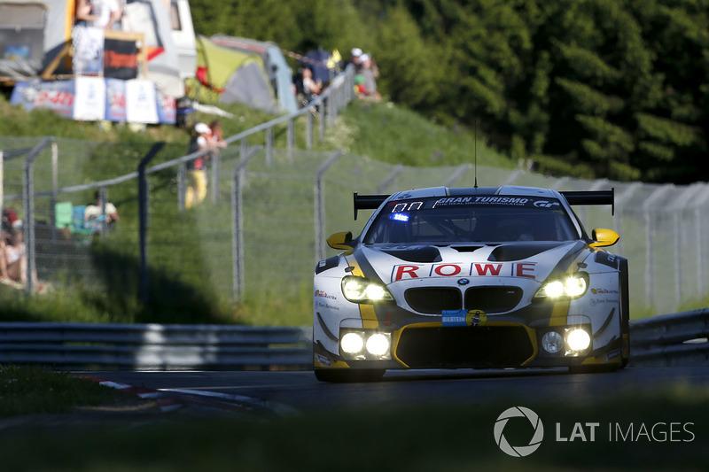 4. #98 Rowe Racing, BMW M6 GT3
