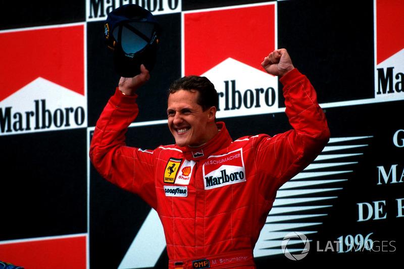 20勝目:1996年スペインGP