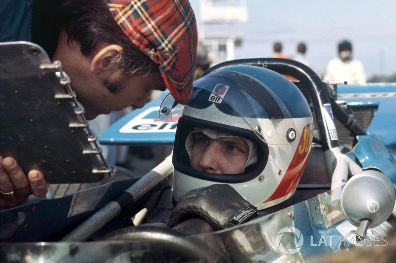 Johnny Servoz-Gavin (1967-1970)
