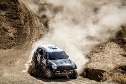#308 X-Raid Team Mini: Nani Roma, Alex Haro