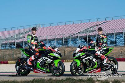 Kawasaki Racing Team presentation
