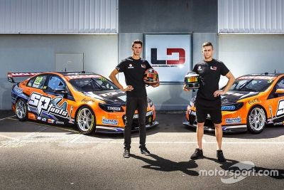LD Motorsport SP Tools Commodore reveal
