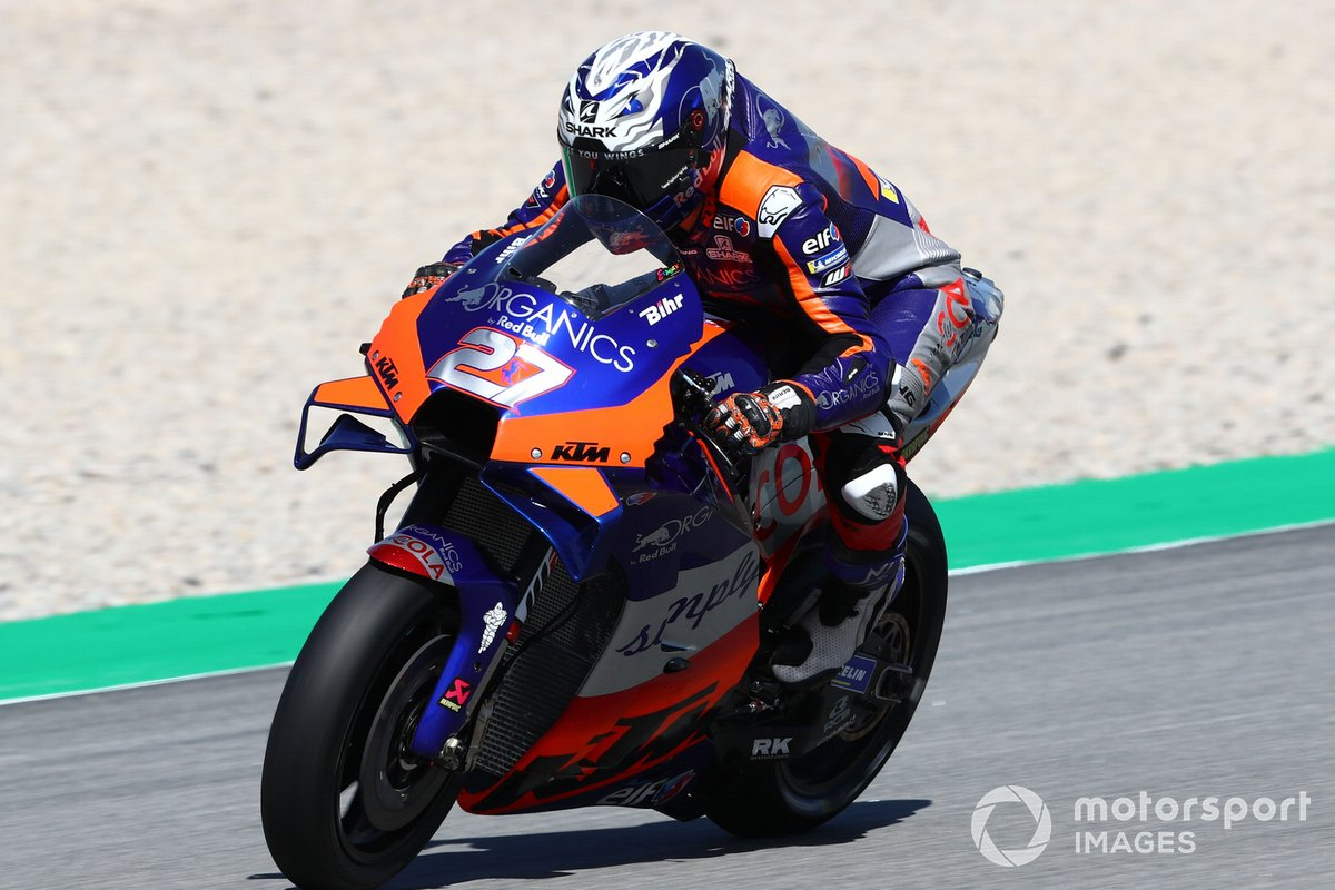 P19 Iker Lecuona, Red Bull KTM Tech 3