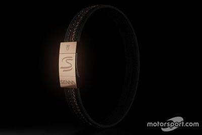 Brazaletes de neumáticos Senna