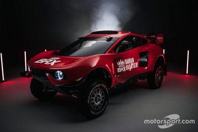 Bahrain Raid Xtreme car livery