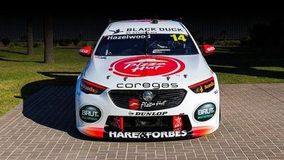 Présentation de la livrée de Brad Jones Racing