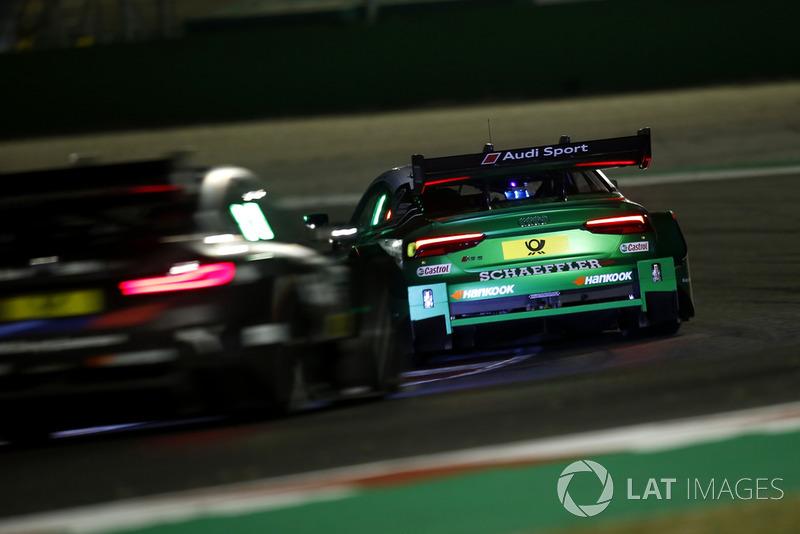 10. Mike Rockenfeller, Audi Sport Team Phoenix, Audi RS 5 DTM