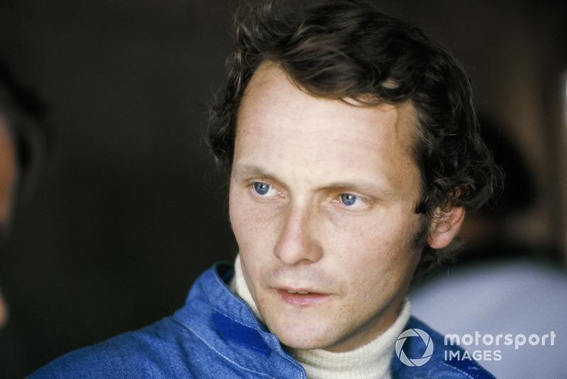 Niki Lauda (1975, 1977 et 1984)