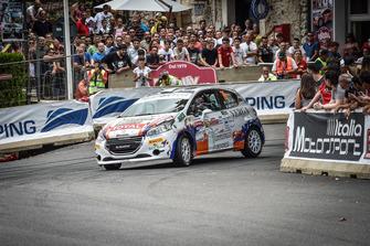 Davide Nicelli, Alessandro Mattioda, Peugeot 208 R2B
