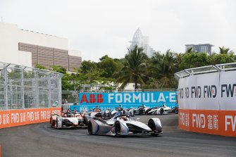 Edoardo Mortara, Venturi Formula E, Venturi VFE05, Lucas Di Grassi, Audi Sport ABT Schaeffler, Audi e-tron FE05
