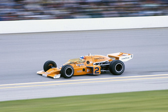 Johnny Rutherford, McLaren Offy TC