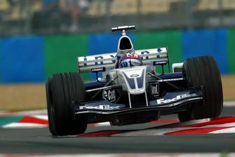 Juan Pablo Montoya, Williams FW25