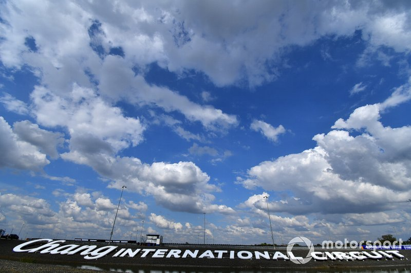 Chang International Circuit, Buriram, Thailand