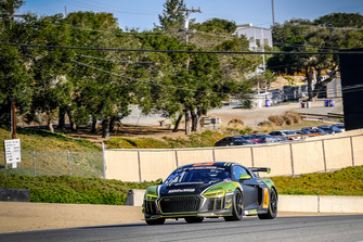 #2 GMG Racing Audi R8 GT4: James Sofronas, Jason Bell, Andrew Davis