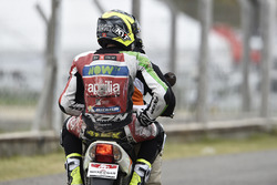 Aleix Espargaro, Aprilia Racing Team Gresini, after crash