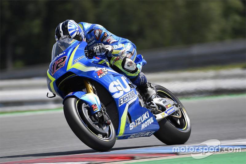Такуя Цудо, Team Suzuki MotoGP