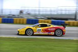 #227 Scuderia Corsa - Ferrari of Beverly Hills Ferrari 458 Challenge: Lisa Clark