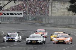 Гері Паффетт, Mercedes-AMG Team HWA, Mercedes-AMG C63 DTM, Джеймі Грін, Audi Sport Team Rosberg, Audi RS 5 DTM, Том Бломквіст, BMW Team RBM, BMW M4 DTM