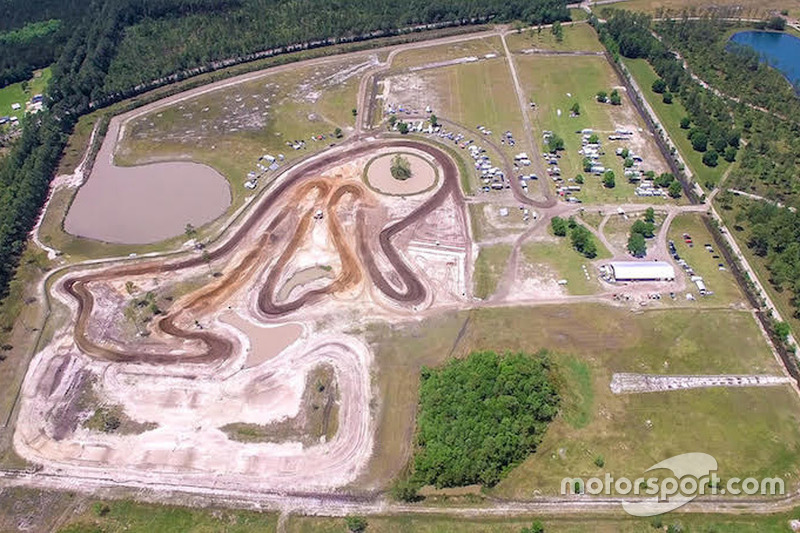 WW Motocross Park en Jacksonville, Florida
