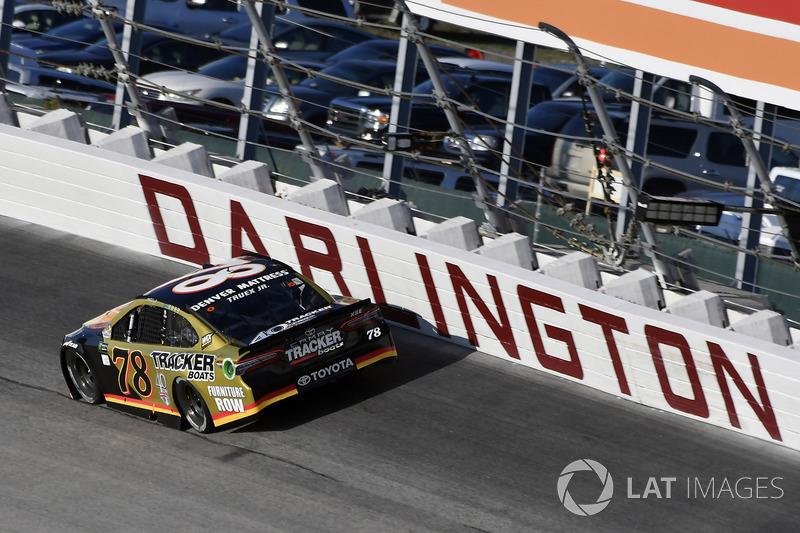 Martin Truex Jr Furniture Row Racing Toyota At Darlington
