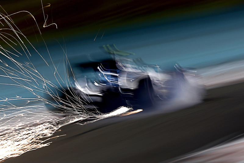 F1, Abu Dhabi 2016: Valtteri Bottas, Williams FW38