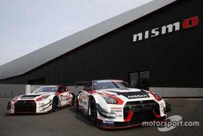 Nissan Motorsports drivers announcement