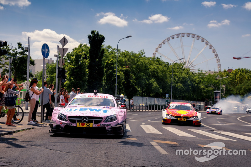 Гері Паффетт, Mercedes-AMG Team HWA, Mercedes-AMG C63 DTM, Аугусто Фарфус, BMW Team RMG, BMW M4 DTM