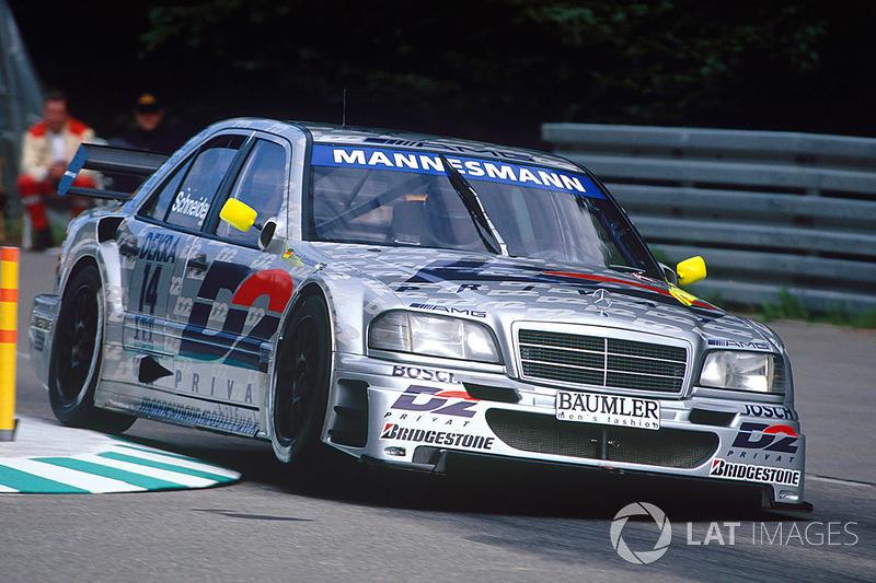 1995: Bernd Schneider, Mercedes-AMG Clase C