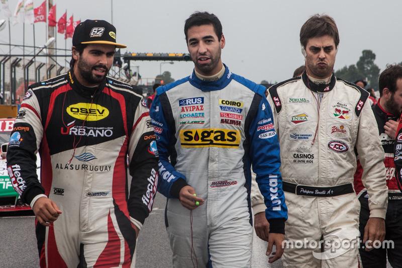 Mauricio Lambiris, Martinez Competicion Ford, Martin Serrano, Coiro Dole Racing Chevrolet, Prospero Bonelli, Bonelli Competicion Ford