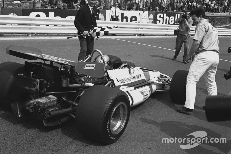 8. GP da Bélgica, 1970: Pedro Rodriguez (BRM) em 1h38min09s9 (241.308 km/h)