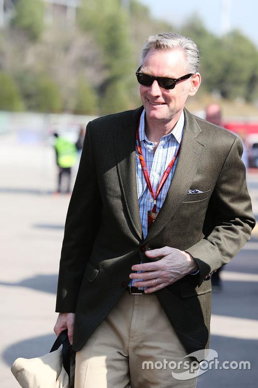 Sean Bratches, kommerzieller Chef der Formel 1