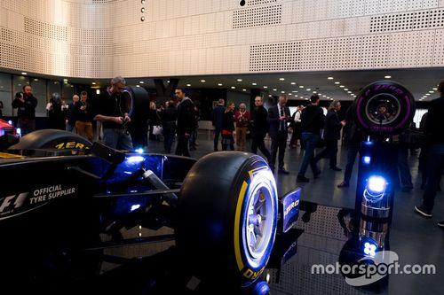 Pirelli Motorsport launch