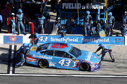 Pit stop, Aric Almirola, Richard Petty Motorsports Ford