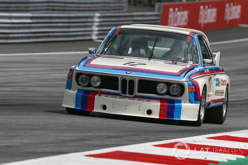 Дитер Квестер, BMW 3.0 CSL