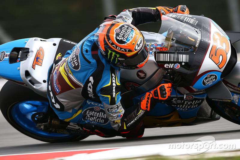 10. Tito Rabat, Marc VDS Racing, Honda