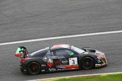 #3 Belgian Audi Club Team WRT, Audi R8 LMS: Нико Мюллер, Рене Раст
