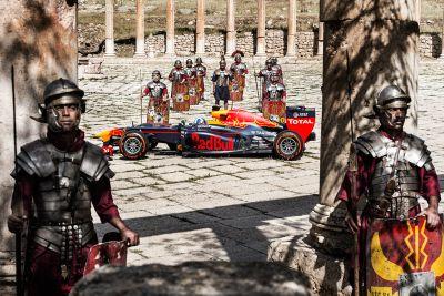 Red Bull Gösteri Sürüşü: Ürdün