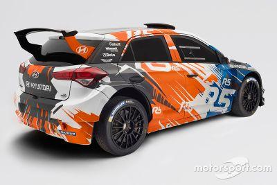 Präsentation: Hyundai i20 R5 WRC