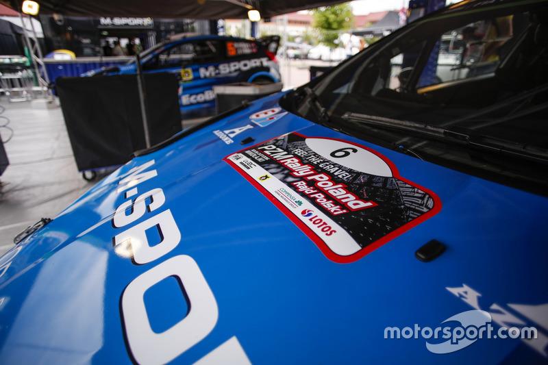 Detay, Eric Camilli, Nicolas Klinger, M-Sport Ford Fiesta WRC