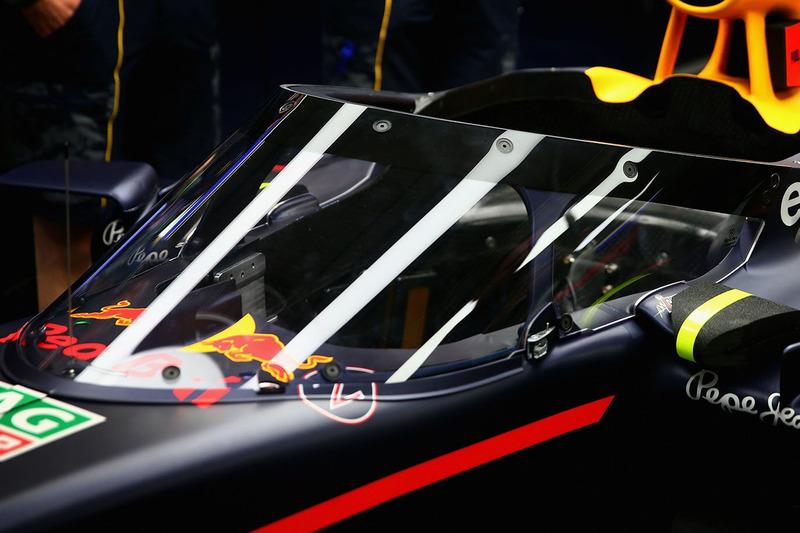 Aeroscreen de Red Bull