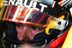 Esteban Ocon, pilota collaudatore Renault Sport F1 Team R16