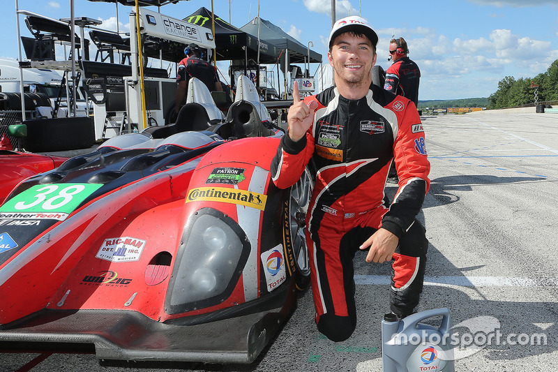 PC Ganado de la pole James French, Performance Tech Motorsports