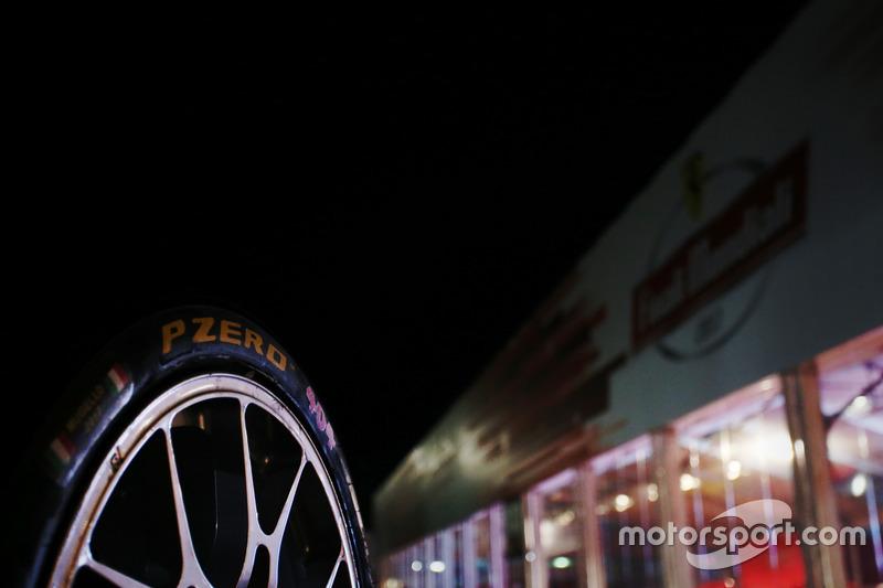 Uno pneumatico Pirelli